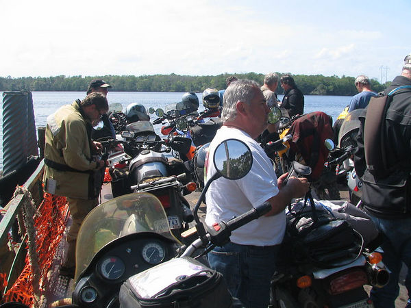 EbarDP48 > Daytona Adventure ride 2006 photo